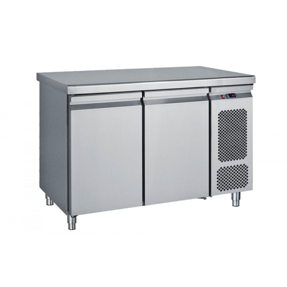 Ψυγείο Πάγκος Με Πόρτες GN Σειρά Compact