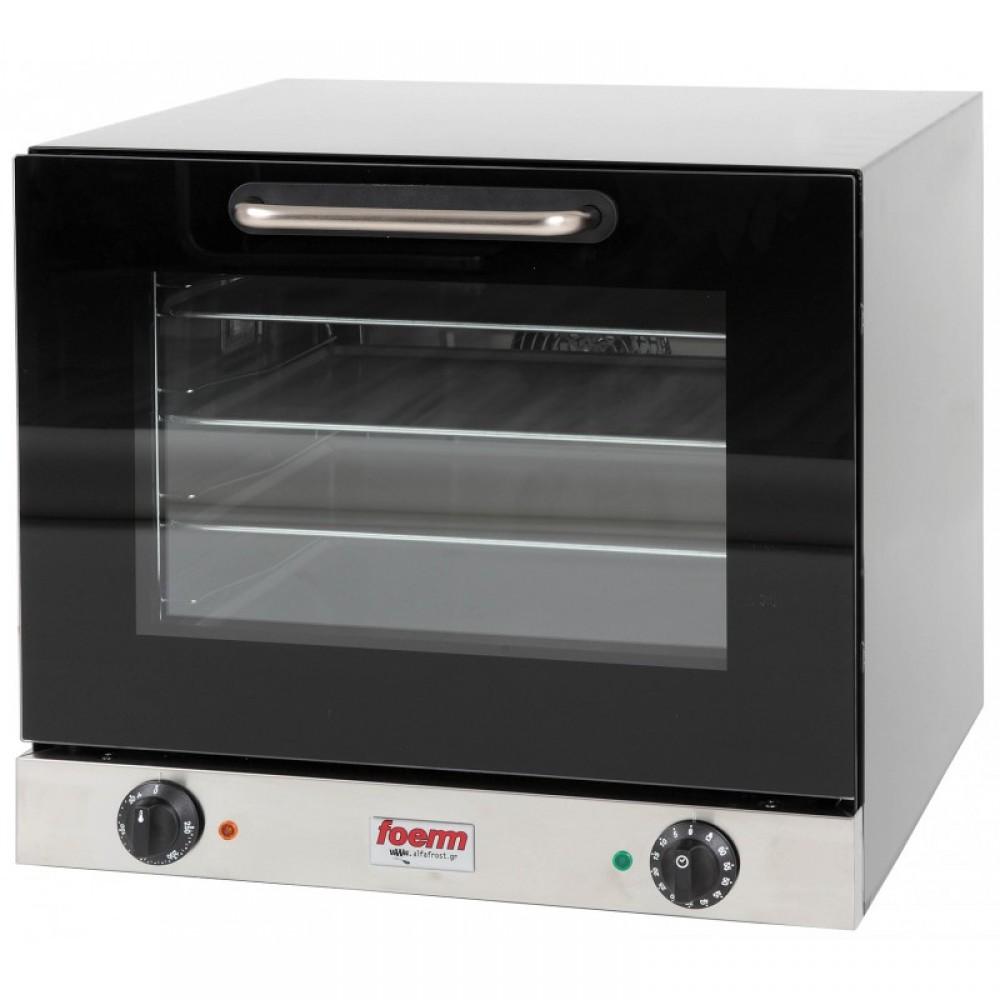 RFF 43X Smeg Κυκλοθερμικός φούρνος Foem